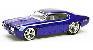 Jada Big Time Muscle 1969 Pontiac Gto - Wave 1 (lacrado)