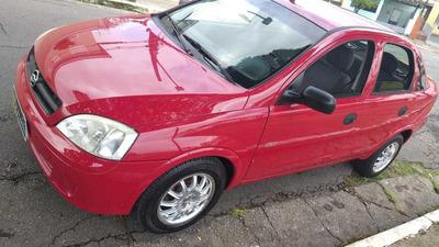 Financio Com Score Baixo Corsa Sedan 2006