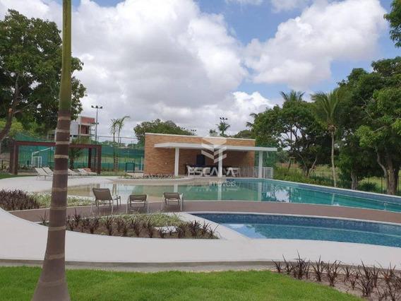 Lote À Venda, 700m², Azzur Condominio, Financia - Centro - Eusébio/ce - Te0257