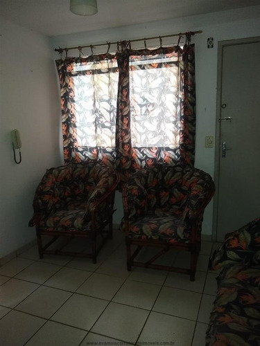 Imagem 1 de 28 de Apartamentos No Litoral À Venda  Em Itanhaem/sp - Compre O Seu Apartamentos No Litoral Aqui! - 1464453