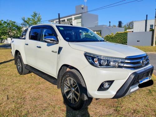 Imagen 1 de 5 de Toyota Hilux 2.8 Cd Srx 177cv 4x4 2016