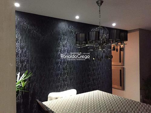 Apartamento Com 3 Dorms, Vila Mariana, São Paulo - R$ 880 Mil, Cod: 2056 - V2056