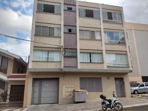 Apartamento Com 3 Dormitórios Para Alugar, 80 M² Por R$ 800,00/mês - Centro - Ponta Grossa/pr - Ap0508