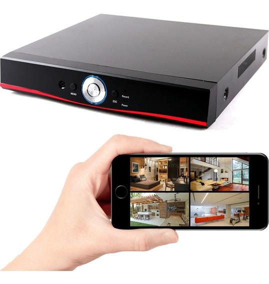 Dvr Gravador De Vídeo Multihd 1080p 16 Câmera Para Vigilância Monitoramento Cftv 5 X 1 Hdcvi Analógica Digital Ahd Hdtvi