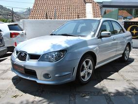 Subaru Impreza Automático Awd 2006 Sólo 95.000 Km. Hermoso