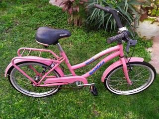 Bicicleta Sabbia, Usada