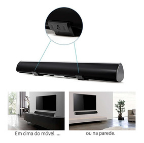 Caixa Som Sound Bar P/ Tv Bluetooth 120w Tomate 2016