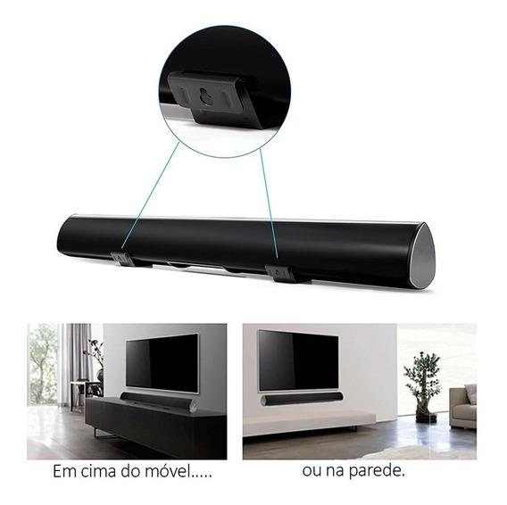 Caixa Som Sound Bar P/ Tv Bluetooth 120w Tomate 2016