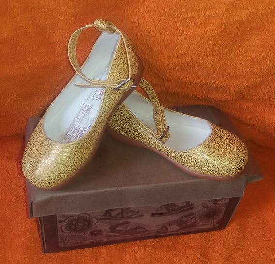 Zapatos Para Niña Clasico-bailarina (marca Banana´s)