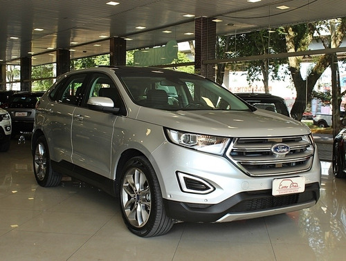 Imagem 1 de 6 de Ford Edge Titanium Awd 3.5 Gasolina 4p Aut