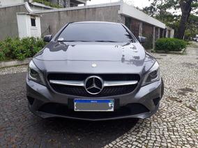 Mercedes-benz Cla 200 1.6 Vision Turbo Flex 4p