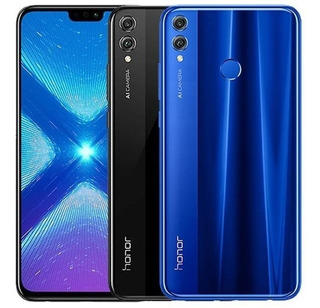 Huawei Honor 8x 64gb 4g Lacrado Notafiscal 4gbram 20mp