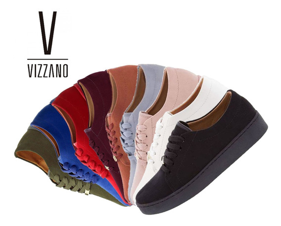 Tenis Vizzano Casual 1214.205 Original Envio Em 24 Horas