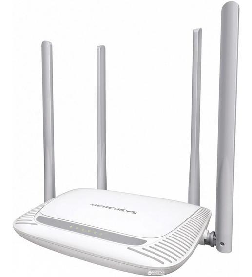 Router Mercusys Mw325r 4 Antenas 5dbi 300mbps