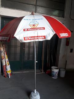 Sombrilla, Marca La Vascongada
