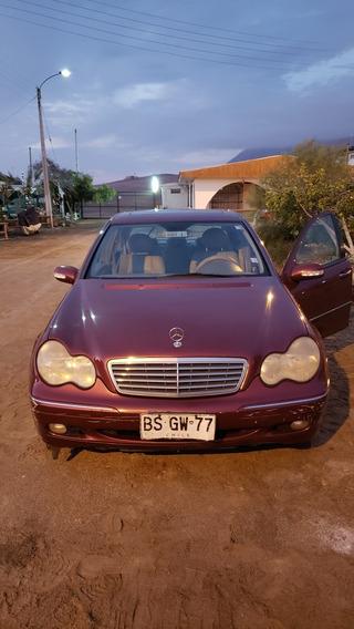 Mercedes-benz C240 C240