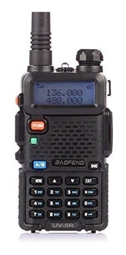 Imagen 1 de 7 de Radio Baofeng Uv-5r Dual Banda Fm Vhf Taxis Motorola