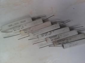 Resistores De Fio Telewatt 18k 10w