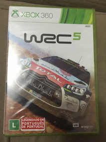 Wrc 5 Rally - Xbox 360 - Lacrado