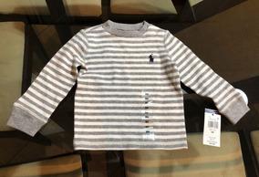 Suéter Infantil Unissex Ralph Lauren Baby. Novo Com Etiqueta