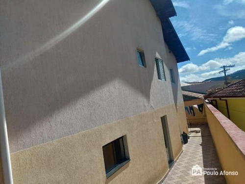 Casa Com 3 Dormitórios À Venda, 110 M² Por R$ 310.000,00 - Jardim Itamaraty Ii - Poços De Caldas/mg - Ca0337