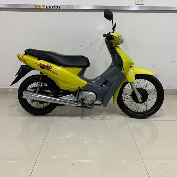 Honda Biz 105 Cub Ciclomotor Usado Usada 1999 999 Motos