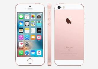 iPhone Se 64 Gb+ Cabo Usb 2 Mts