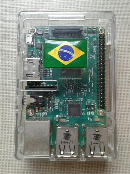 Raspberry Pi 2 - Com Case