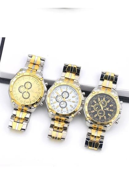 Kit 3 Relógio Quartzo Orlando Lindos De 139,90 Por