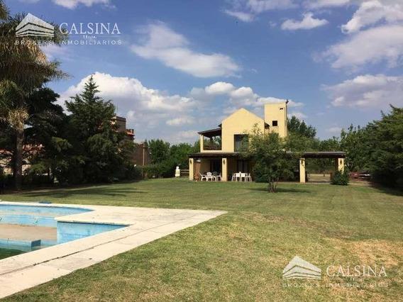 Casa En Venta Chacras De La Villa