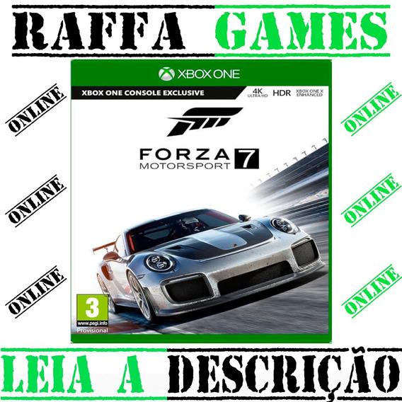 Forza Motorsport 7 Xbox One Digital Online + Brinde