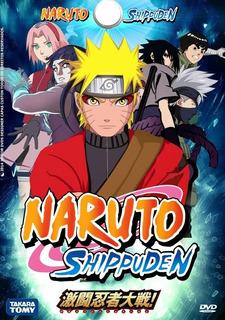 Naruto Clássico + Naruto Shippuden Completos + Frete Grátis!