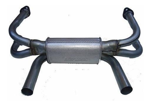 Abafador Esportivo 4x2 Fusca