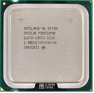 Processador Intel 775 Pentium Dual Core E5700 + Cooler