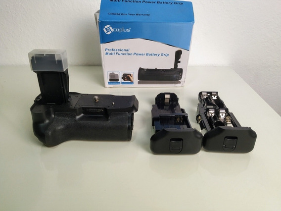 Mcoplus Battery Grip Canon T5i T4i T3i T2i