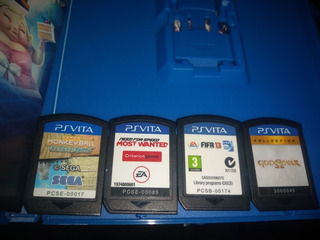 Juegos Ps Vita God Of War Need For Speed Monkey Fifa Origina