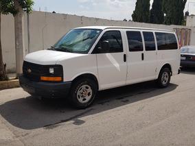 Chevrolet Express 5.3 Passenger Van Paq L 8 Pas V6 Mt 2007
