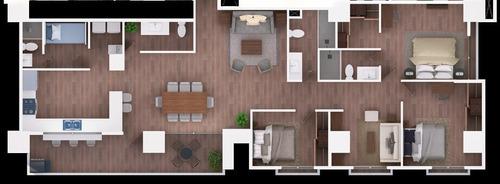 Imagen 1 de 6 de Apartamento En Venta En Planos En Zona 10