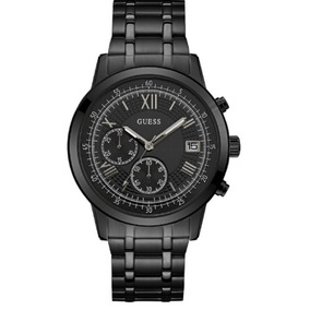 Relógio Masculino Guess Ip Black Cronógrafo 92680gpgdpa2
