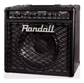 Amplificador Cubo Guitarra Randall Rg-80 80 Watts - Riff