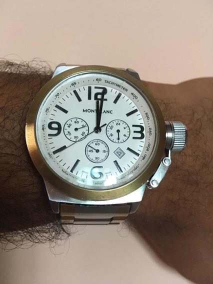 Montblanc Relógio De Luxo