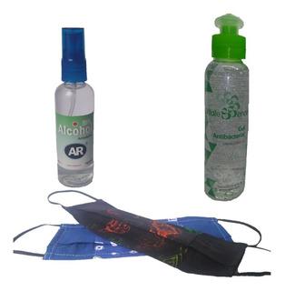 Kit De Desinfección Personal Para Cundo Tienes Que Salir.