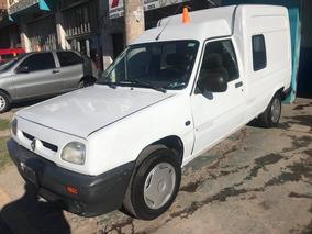 Renault Express 1.9 Diesel,toda Al Dia,2do Dueño Excelente