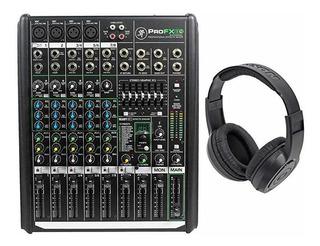 Mackie Profx8v2 Pro 8-ch. Mixer W Efectos+usb Profx8 V2+au ®