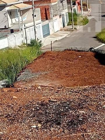 Imagem 1 de 2 de Terreno À Venda, 175 M² - Jardim Brasil - Jundiaí/sp - Te0384