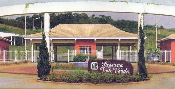 Terreno À Venda, 550 M² Por R$ 270.000 - Reserva Vale Verde - Cotia/sp - Te0189