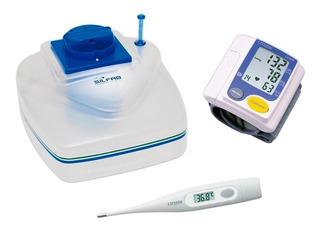 Vaporizador + Tensiometro Digital + Termometro Envio Gratis