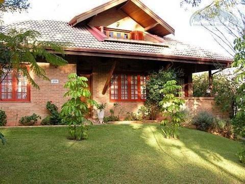 Casa À Venda Por R$ 2.200.000 - Condomínio Village Visconde De Itamaracá - Valinhos/sp - Ca1477. - Ca1477