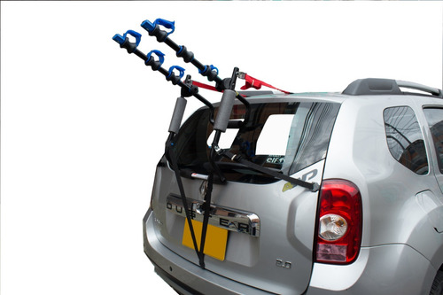 Portabicicletas Para Carro O Camioneta; Para 3 Bicicletas