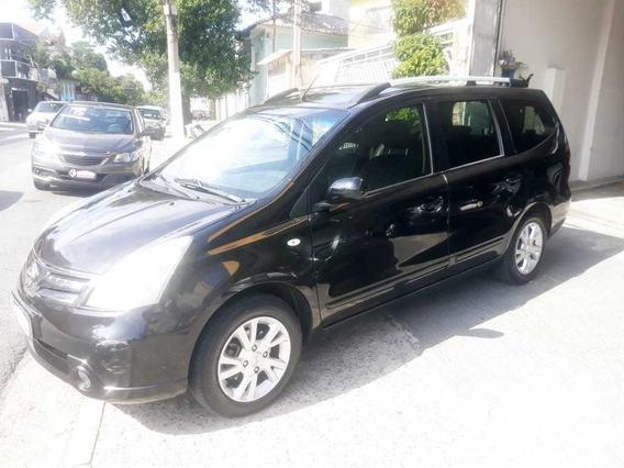 Nissan Grand Livina 2014 Flex (7- Lugares) Ipva Pago